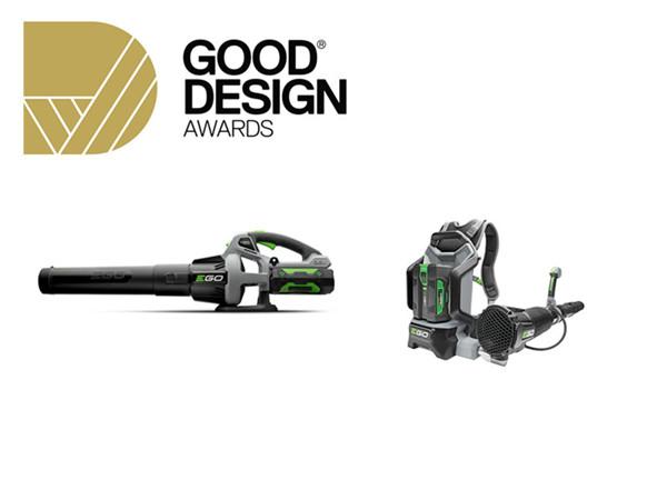 Chervon Ego Wins 2017 Good Design Awards