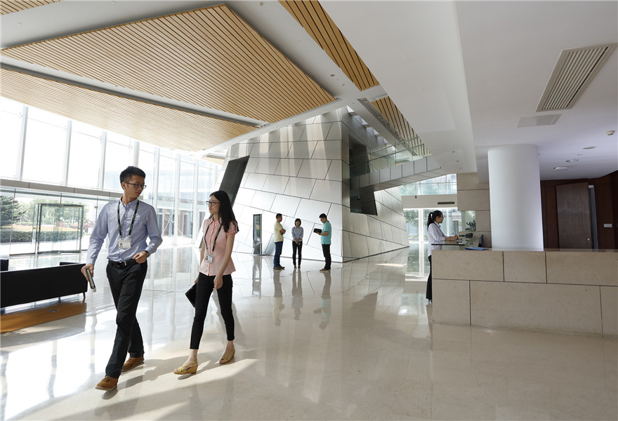 International platform for careers