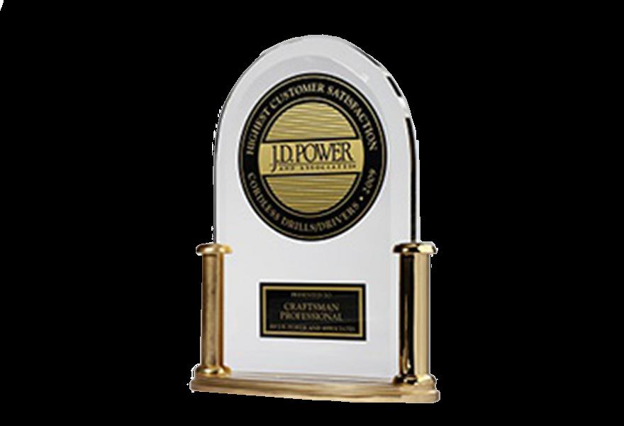 JD Power Award