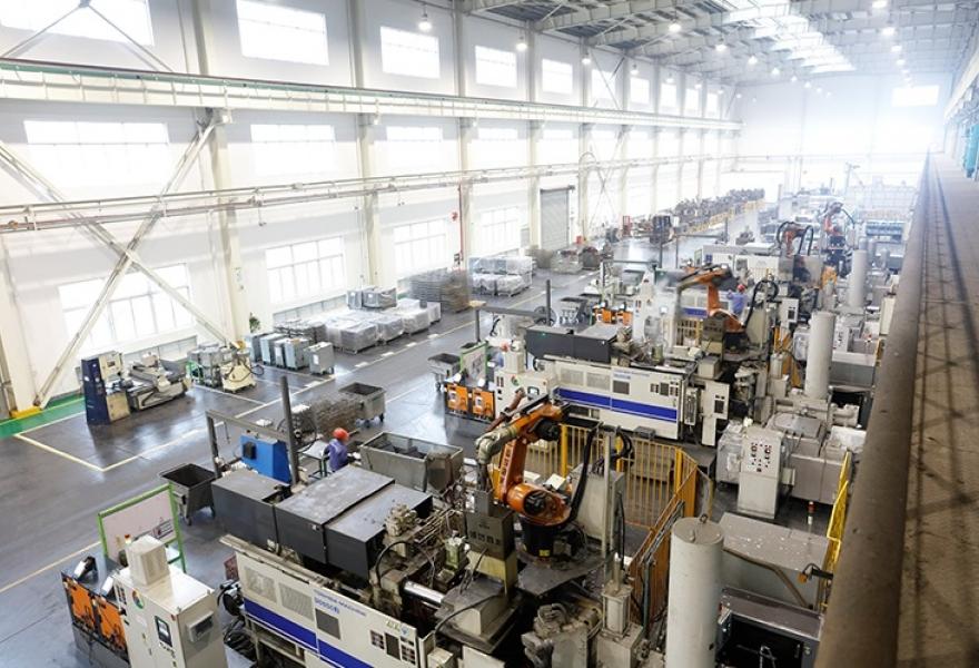 Manufacturing-Robotic Arms