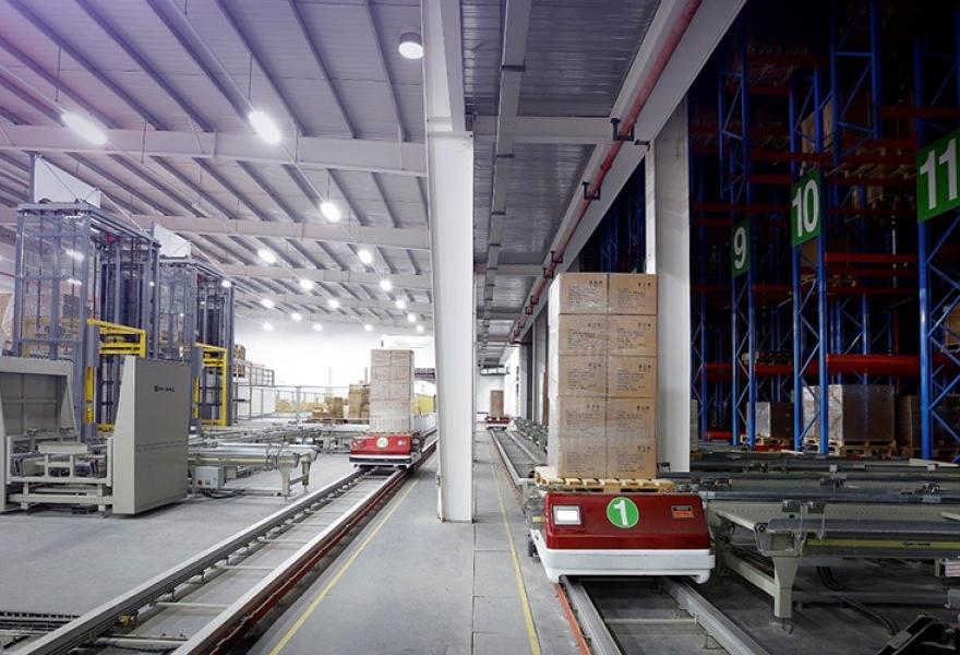Auto warehouse