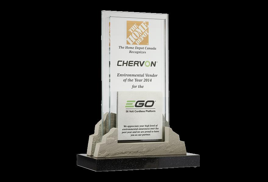 THD Environmental Vendor Award