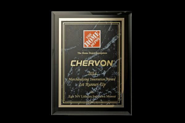 Merchandising innovation award